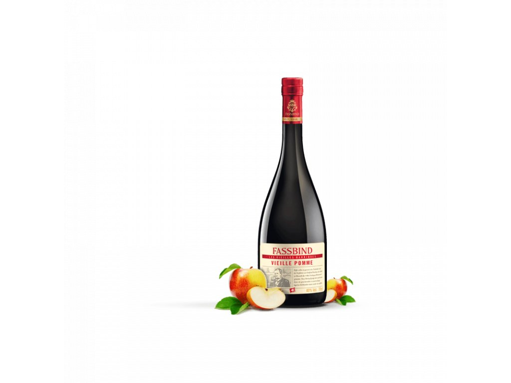 Fassbind Vieille Pomme 0,7l 40%