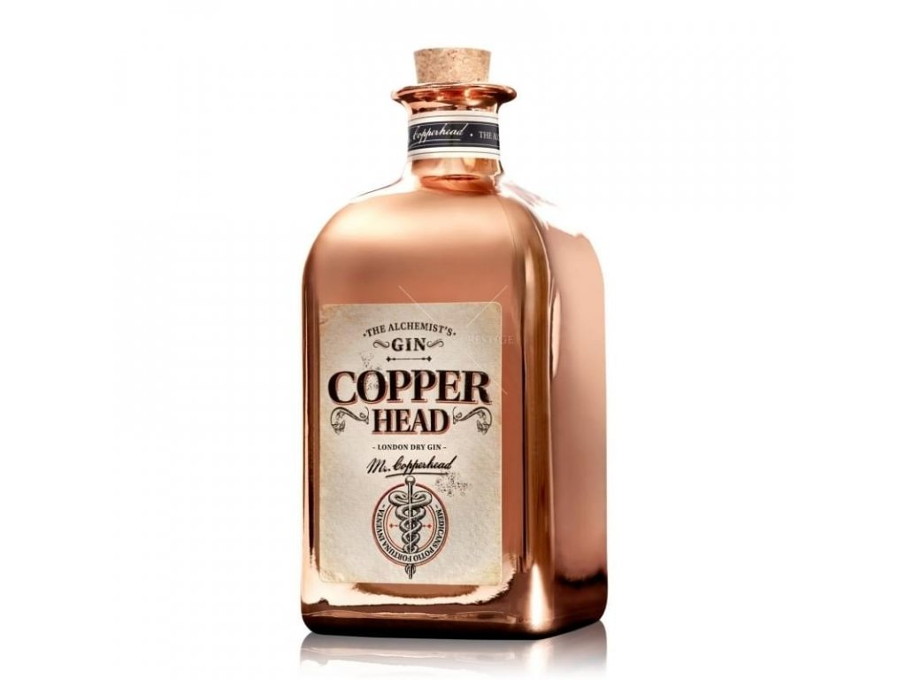 Copperhead Gin 0,5l 40%