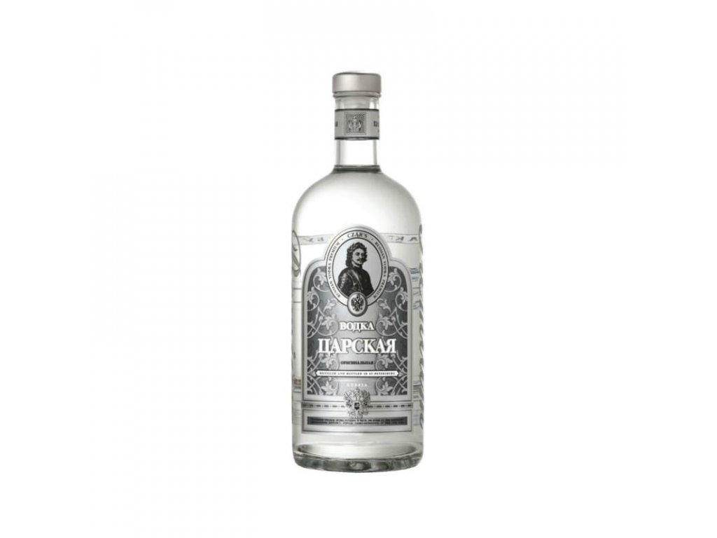 Vodka Carskaja 0,7l 40%