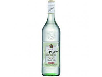 Old Pascas White Rum 0,7l 37,5%