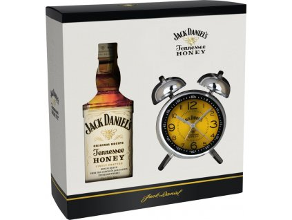 53953709 Jack Daniel's Honey 0,7l budík