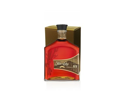 Flor de Cana 18YO 40% 0,7l Rum Trading International
