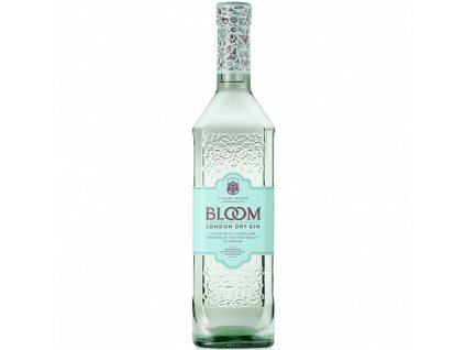 Bloom Floral Dry Gin 0,7l 40%