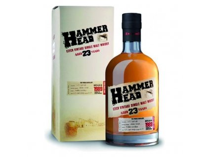 Hammer Head whisky 23y 0,7l 40%
