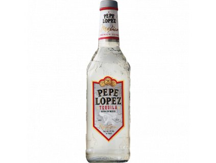 Tequila Pepe Lopez Silver 1l 40%