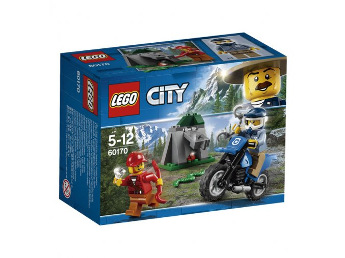 LEGO® City 60170 Terénní honička