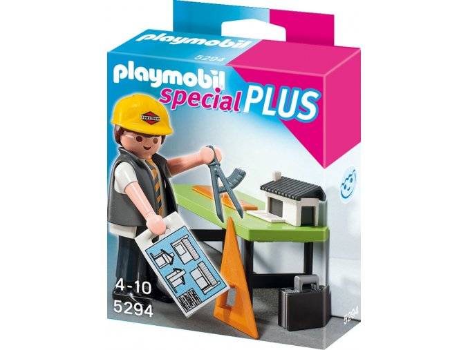 PLAYMOBIL® 5294 Architekt