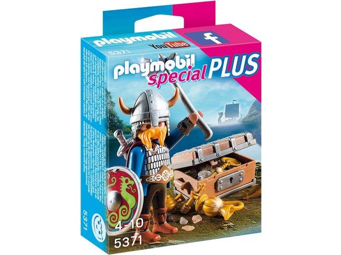 PLAYMOBIL® 5371 Viking s pokladem