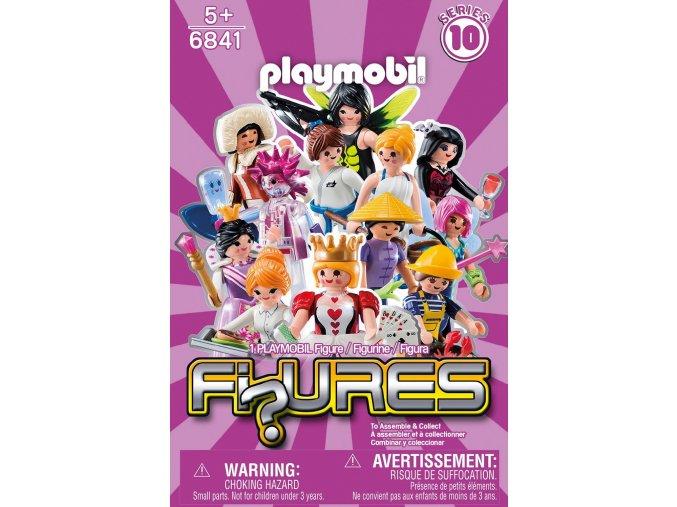 PLAYMOBIL® 6841 Figurky pro holky - série 10