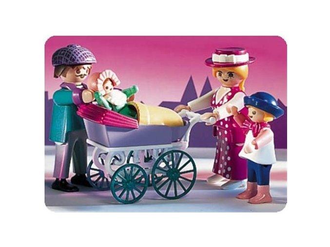 PLAYMOBIL® 55101 Figurky - viktoriánská rodina