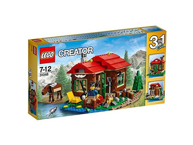 LEGO® Creator 31048 Chata u jezera  + dárek zdarma