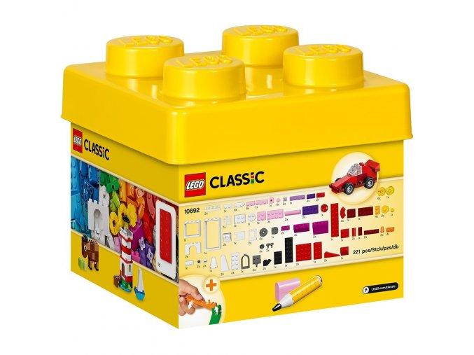 LEGO® Classic 10692 Tvořivé kostky  + dárek zdarma
