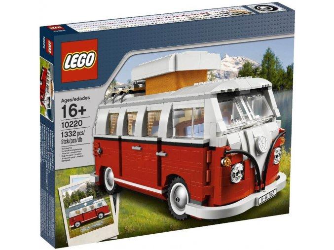 LEGO® Creator 10220 Volkswagen T1  + dárek zdarma