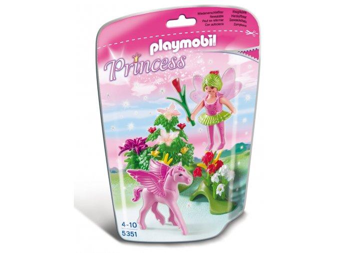 PLAYMOBIL® 5351 Jarní princezna s Pegasem