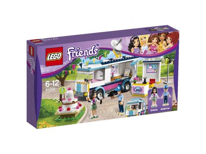 LEGO® Friends 41056 Televizní vůz