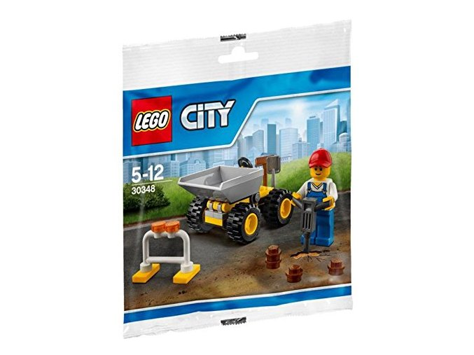LEGO® City 30348 Mini dumper