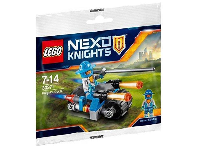 LEGO® Nexo Knights 30371 Rychlá motorka