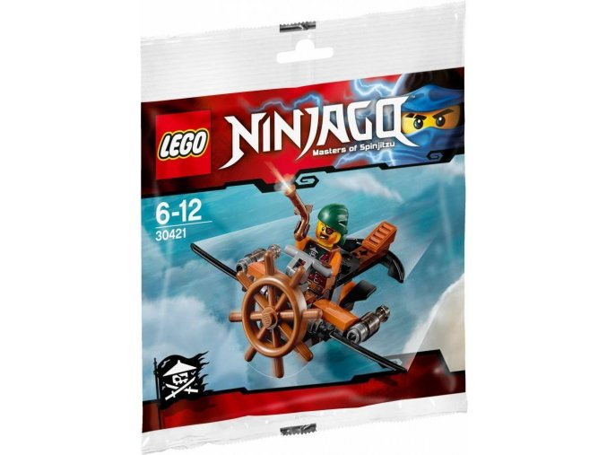 LEGO® Ninjago 30421 Nebeské letadlo