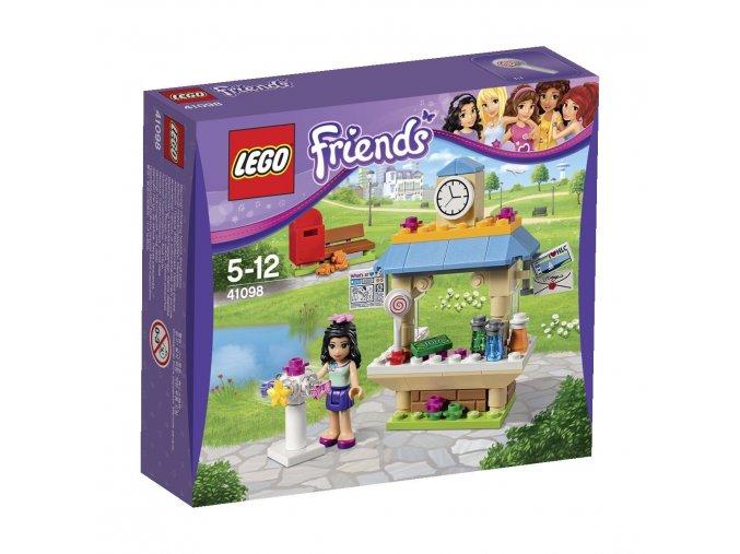 LEGO® Friends 41098 Emmy stánek pro turisty