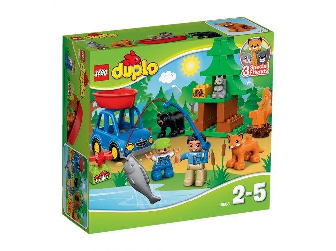 LEGO® DUPLO® 10583 Výprava na ryby  + dárek zdarma