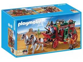 PLAYMOBIL® 4399 Dostavník  + dárek zdarma