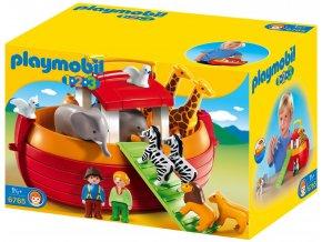 PLAYMOBIL® 6765 Přenosná Noemova Archa  + dárek zdarma