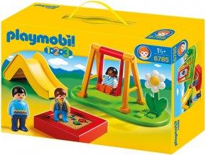 PLAYMOBIL® 6785 Dětské hřiště