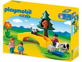 PLAYMOBIL® 6788 Procházka na louce  + dárek zdarma