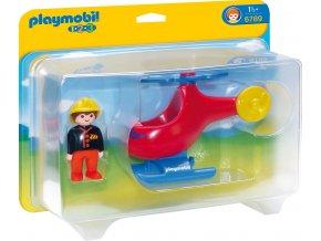 PLAYMOBIL® 6789 Požární helikoptéra