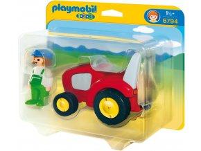 PLAYMOBIL® 6794 Traktor