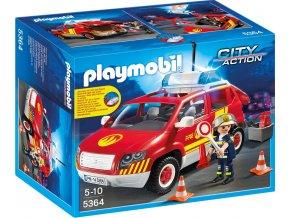 PLAYMOBIL® 5364 Auto velitele hasičů