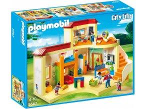 PLAYMOBIL® 5567 Mateřská školka  + dárek zdarma
