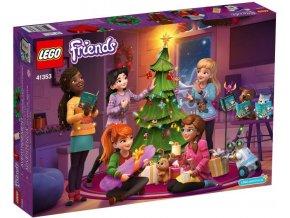 LEGO® Friends 41353 Adventní kalendář  + dárek zdarma