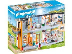 PLAYMOBIL® 70190 Velká nemocnice s přístroji  + dárek zdarma