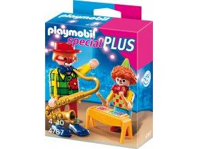 PLAYMOBIL® 4787 Klaunská kapela