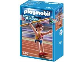 PLAYMOBIL® 5201 Hod oštěpem