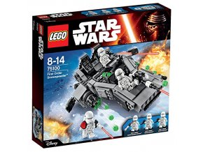 LEGO® Star Wars 75100 First Order Snowspeeder