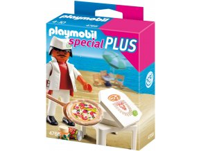 PLAYMOBIL® 4766 Pizzař