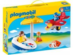 PLAYMOBIL® 6050 Zábava na dovolené  + dárek zdarma