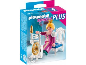 PLAYMOBIL® 4790 Princezna s kolovrátkem