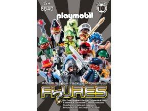 PLAYMOBIL® 6840 Figurky pro kluky - série 10