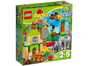 LEGO® DUPLO® 10804 Džungle  + dárek zdarma