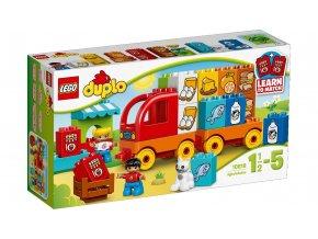 LEGO® DUPLO® 10818 Můj první náklaďák  + dárek zdarma