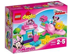 LEGO® DUPLO® 10830 Minnie a její kavárna  + dárek zdarma