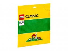 LEGO® Classic 10700 Zelená podložka na stavění