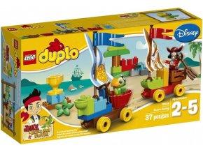 LEGO® DUPLO® 10539 Pirát Jake Závody na pláži  + dárek zdarma