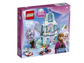 LEGO® Disney Princess 41062 Elsin třpytivý ledový palác  + dárek zdarma