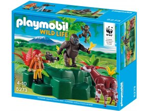 PLAYMOBIL® 5415 Gorily a okapi