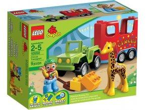 LEGO® DUPLO® 10550 Cirkus na cestách  + dárek zdarma