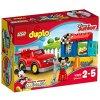 LEGO® DUPLO® 10829 Mickeyho dílna  + dárek zdarma
